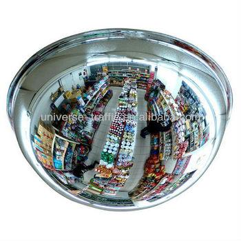 Indoor convex mirror 60cm 80cm 100cm security mirror buy for Mirror 80 x 60