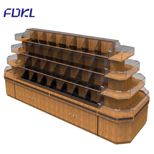 2018 hot sale good quality candy store equipment display shelving unit