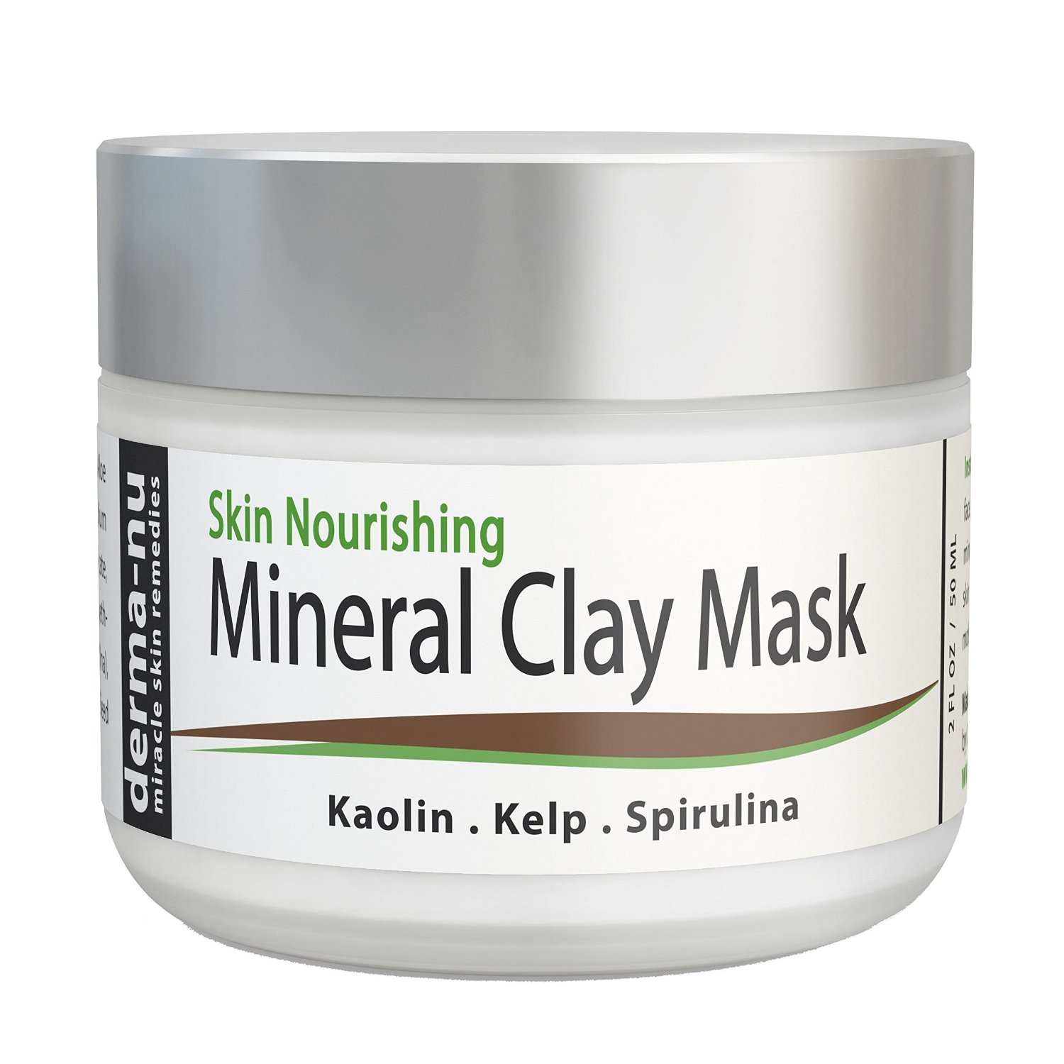 Get Quotations · Healing Clay Mud Mask for Deep Pore Cleansing - Best Face Mask for Acne, Oily