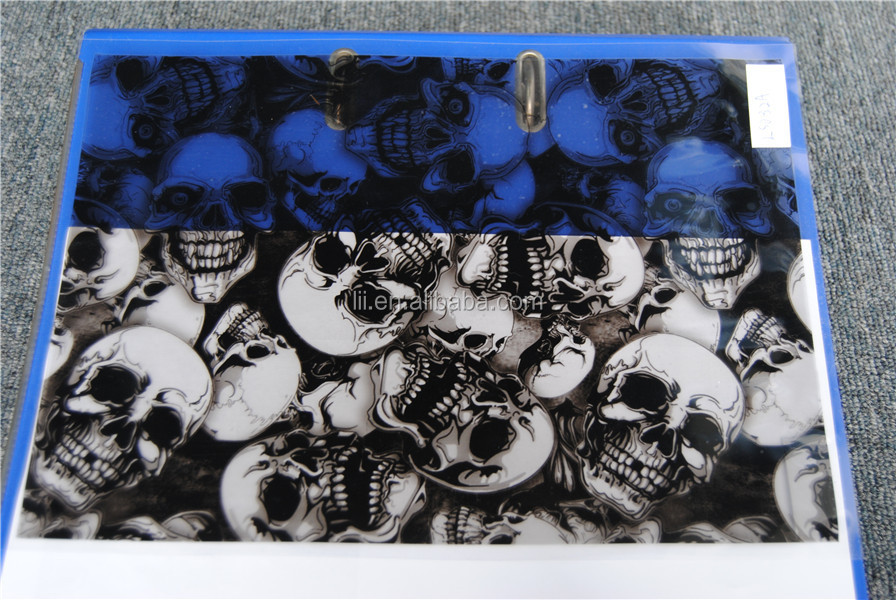 No.ls032a Liquid Image Pva Cool Skull Water Transfer Printing Film ...