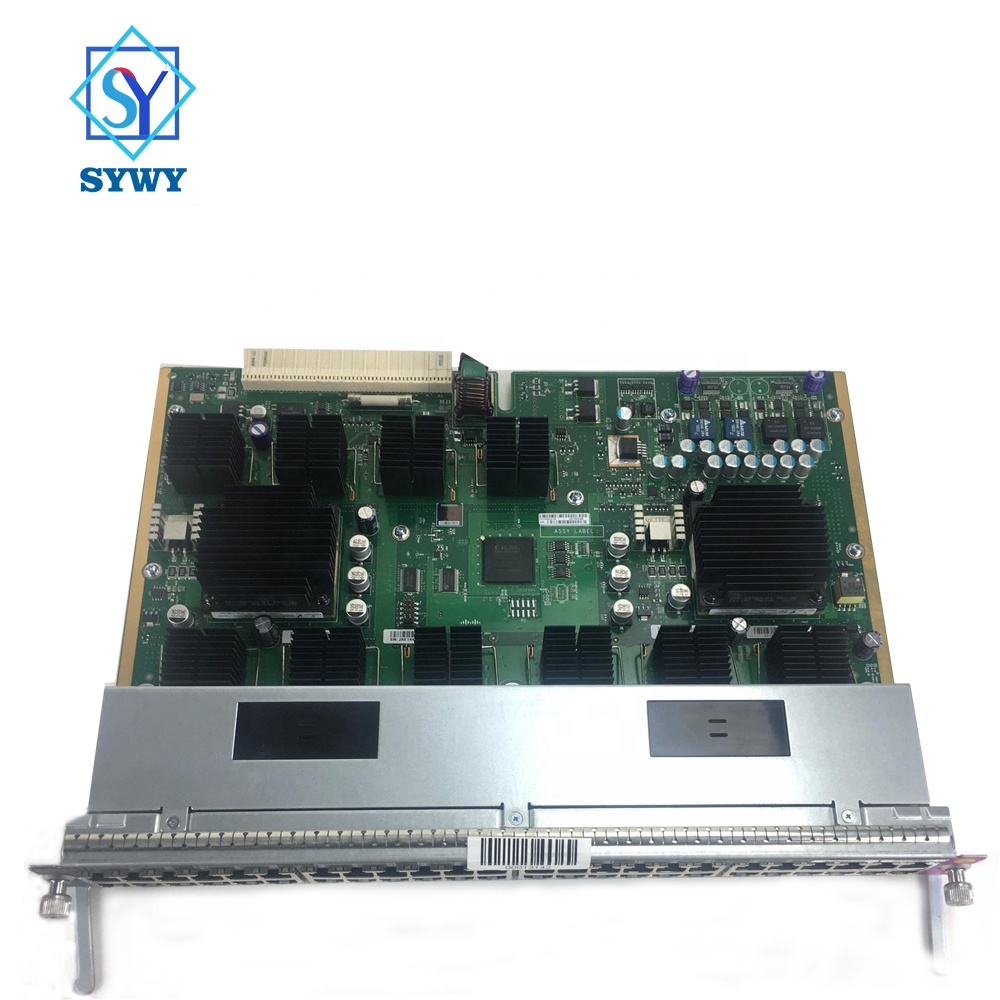 Hot-selling season launches new original CISCO core board module WS-X4648-RJ45-E for Cisco Catalyst 4500E switch