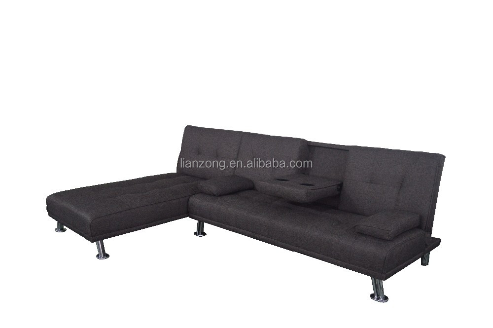 drinkcup sectional used sofa beds LZ1710C
