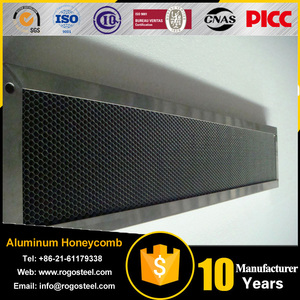 Aluminum foil thickness 0.04-0.08mm Outdoor wall cladding with 15mm