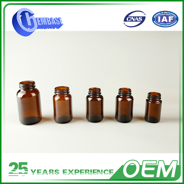 Technical Chemical Resistance Perfume Sample Vials