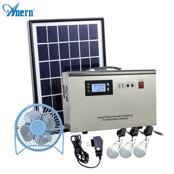 Home Lighting Kit 500w Solar System