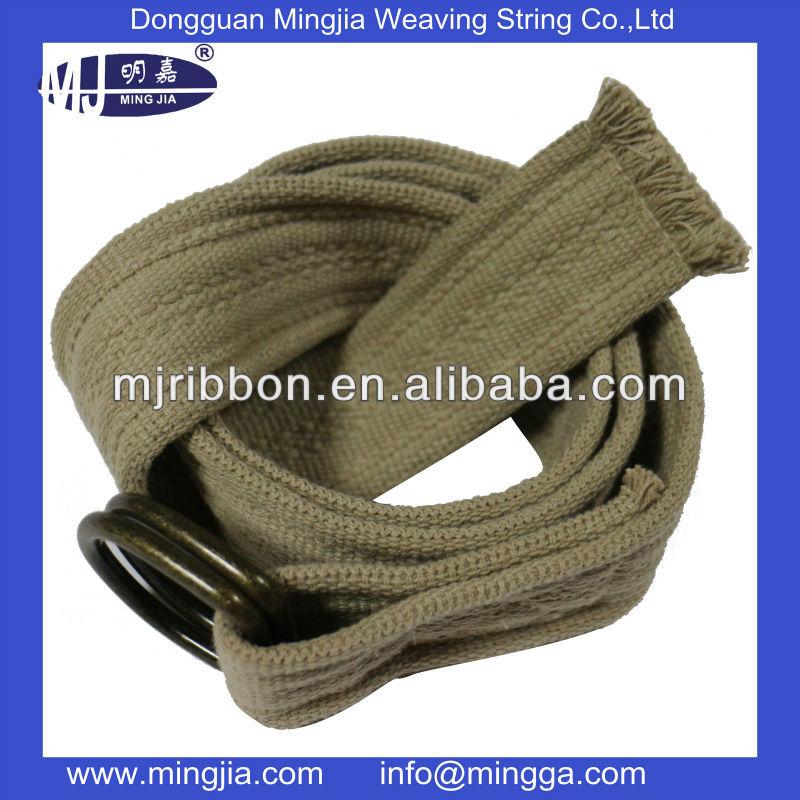 correa d color anillo hombre algodón cinturones para vaqueros personalizado de BUnIwgg