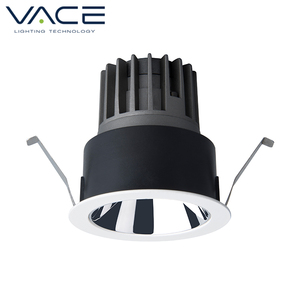 OEM 5w 7w 9w COB LED deep recessed wall washer downlight