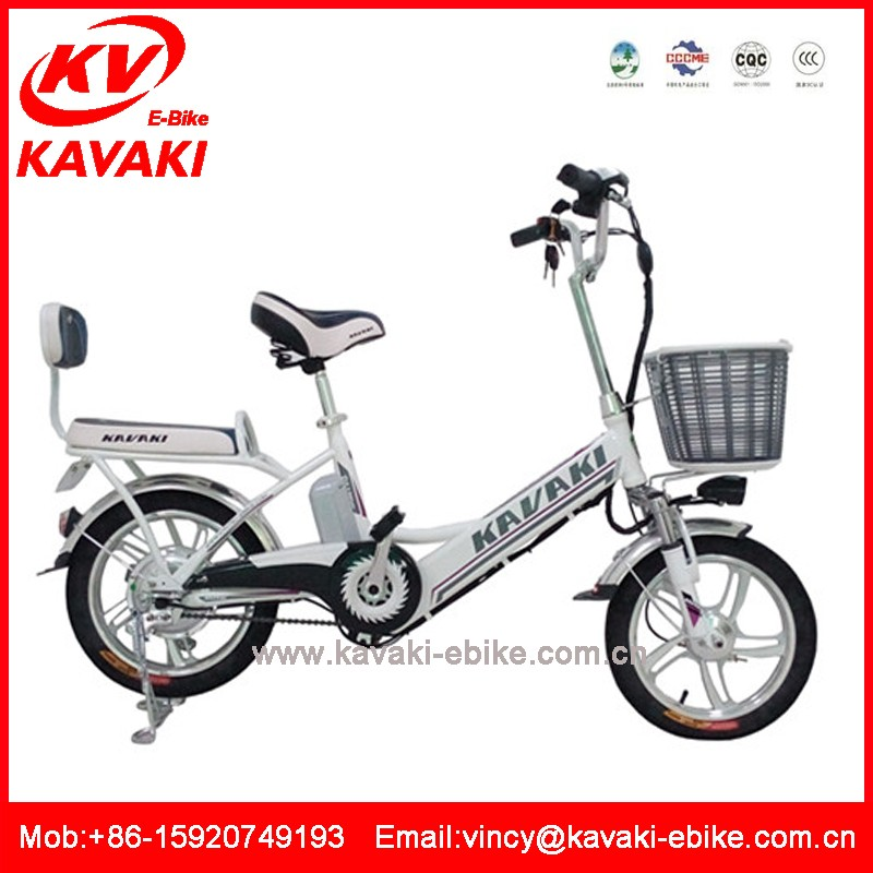 KAVAKI electric bycicle cruiser payload electric bike kit china 240watts double seat bike with double pedal