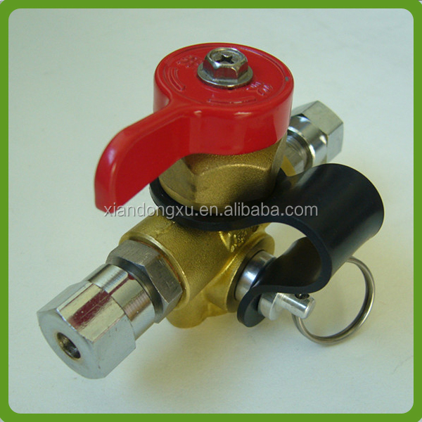 hot selling cng filling valve for car conversion kit