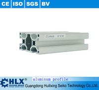 2017 New design t slot aluminium extrusion manufacturer wholesale online