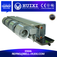 heat and air conditioning first company horizontal carrier fan coil units