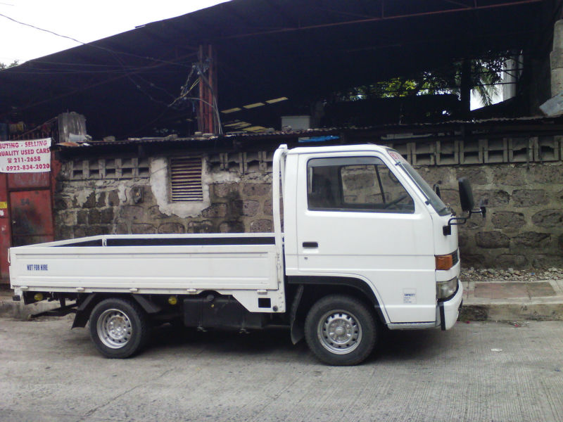Isuzu Elf 4 wheelers