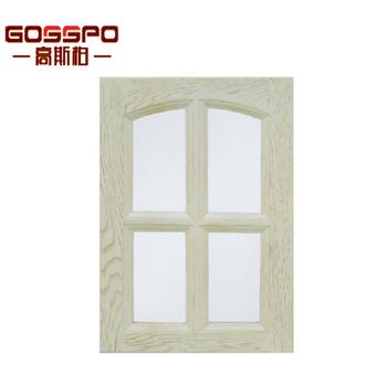 Kd1 002 Glass Wood Kitchen Cabinet Door Buy Glass Doorcabinet