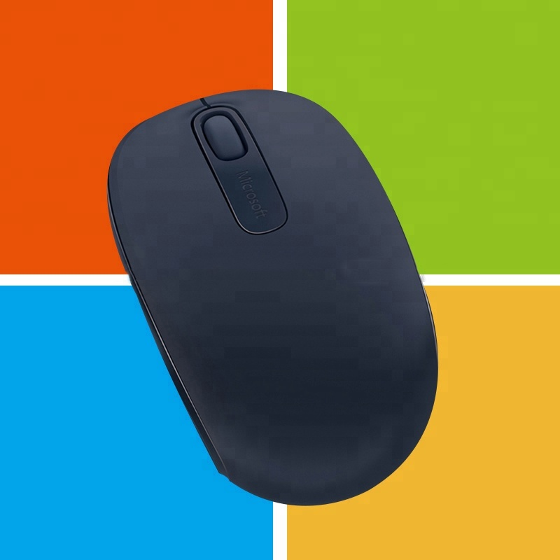 100/% Original Microsoft Wireless Mobile Mouse 1850 For PC,Laptop and MAC