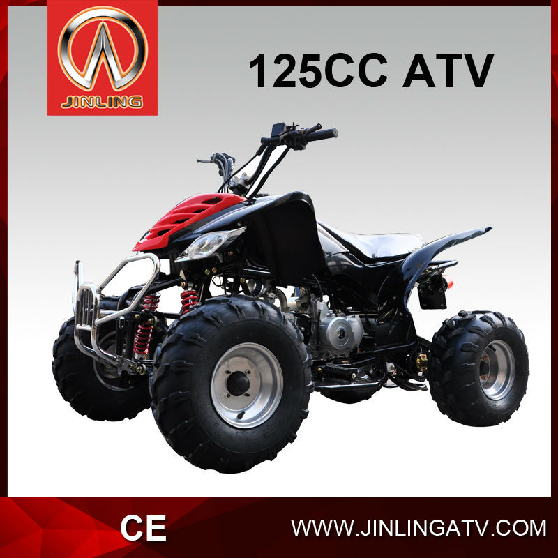 JLA-11-08-125cc cheap racing atv loncin atv parts 110cc tires and rims hot sale in Dubai