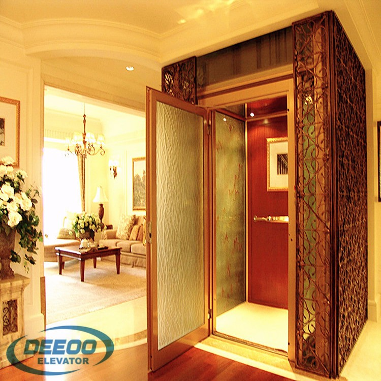 Cheap Step Lift Elevator Residential Small In Home