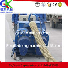 Pavement cleaner hook type shot blasting machine