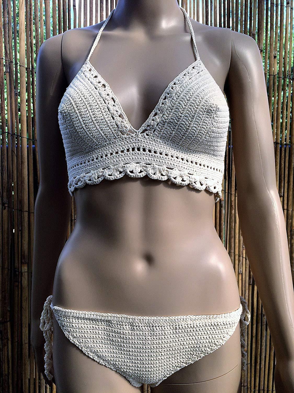 Cheap Crochet Bikini Top Pattern Find Crochet Bikini Top Pattern
