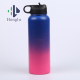 Amazon New Design Vacuum Water Bottle Small Thermos Flask Sports Bottle with Handy Lid