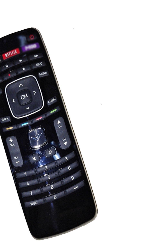 New XRT110 Remote Fit for VIZIO M320SL M370SL E422VLE E472VLE E552VLE E322AR E422AR E320i-A0 E422VLE E321ME E420ME E460ME E470i-A0 E401i-A2 E420i E551D E500D E420D Smart TV
