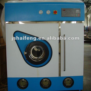 GX series automatic green environmental industrial dry cleaning machine