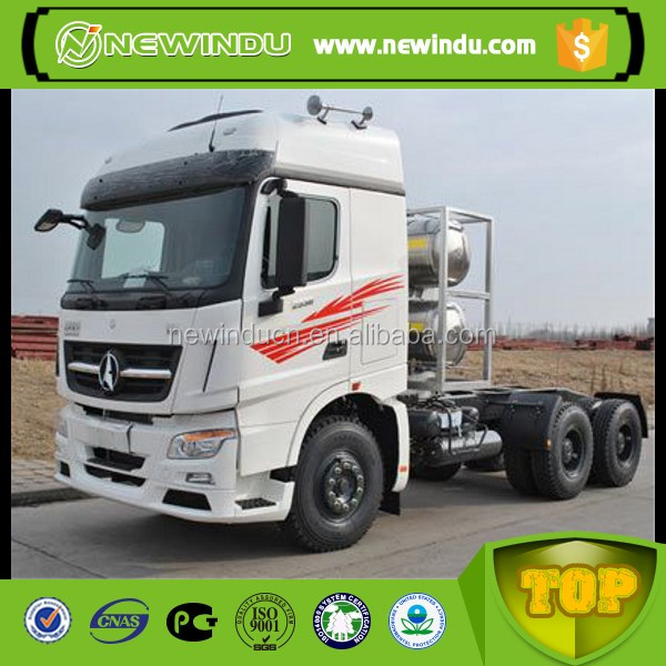 Widely used truck head, 6*4 8*4 Beiben 290HP tractor truck price