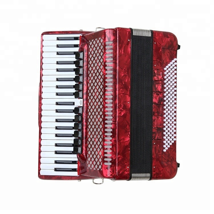 China Fabriek 120 B 41 Key Piano Accordeon