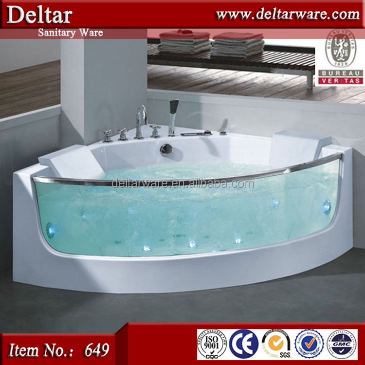 Modern free sex hot tubs, triangle massage bath tub for sale ,China ...