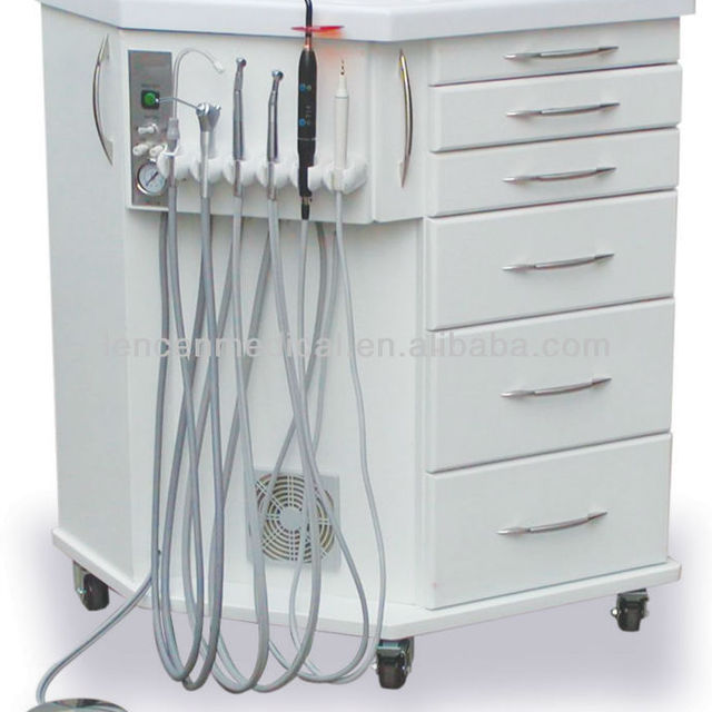 High Quality Portable Mobile Dental Cabinet Unit