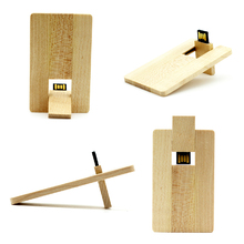 natural maple wooden usb card 8gb 16gb wooden usb drives for photographers