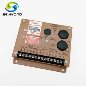 Seayond Generator Speed Control Unit ESD5221 Engine Speed Control Governor