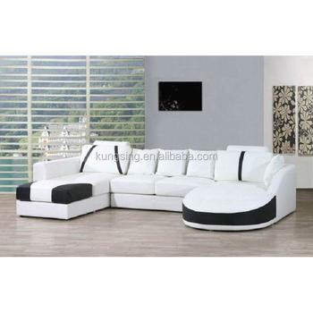 Perfect Modern U Shape Sofa Set New Designs