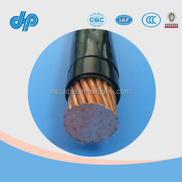 600v Pvc/nylon Thhn Thwn Copper Electric Cable Wire 250 300 350 400 ...