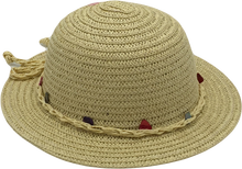 835254380f094 T38-1Wholesale Summer Paper Blink Straw Hat For Child