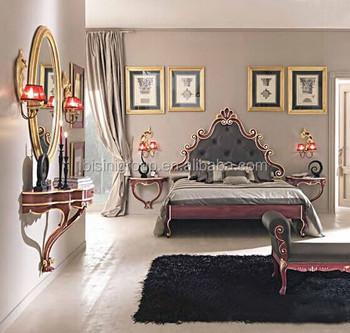 Impressive Tufted Bedroom Set Decoration