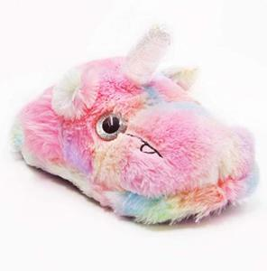 c54737a64a79 Cute Plush Animal Slipper