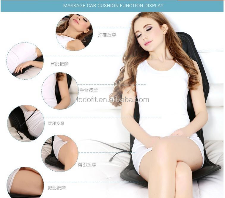 Wholesale Massage Vibration Butt Massage Cushion for Chair