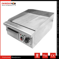 CHINZAO China Supplier Making 220V Non-stick Stainless Steel Electric Griddle Pan/Baking Griddle