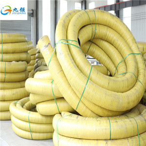 2018 asia promotion large diameter rubber hose