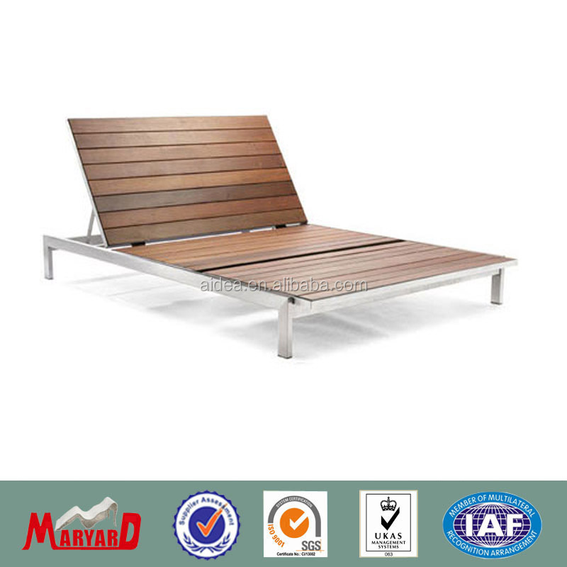 patio furniture outdoor solid teak daybed