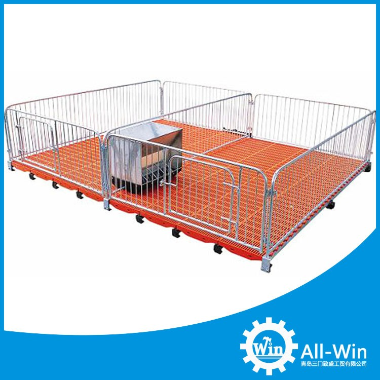 durable pig nursery pen for piglets