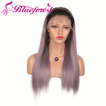 High quality skin wig , human hair topper wig , blunt cut lace wig