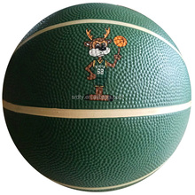 Best Sale Colorful Good Quality Rubber Size 3 Basketball Ball