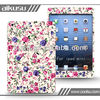 For iPad mini oracal vinyl sticker with cute design