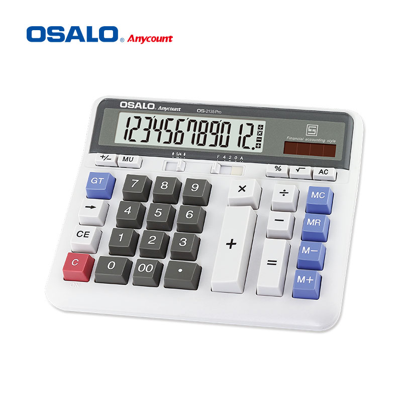 Os-2135 Prefect Design Fraction Calculator Electronic - Buy Calculator  Electronic,Fraction Calculator,12-digits Electronic Calculator Product on