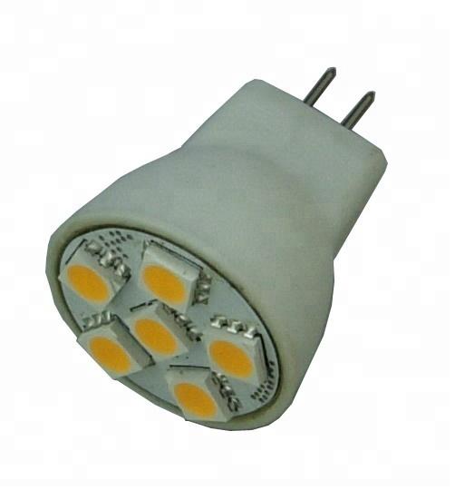 CE RoHS 1W SMD 5050 MR8 LED spotlight