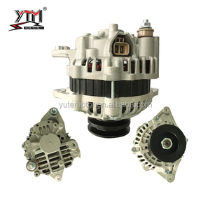 Manufacturer 28V 40A Double Pulley ME202972 Mitsubishi 4M40 Alternator Motor Auto Part For CAT307