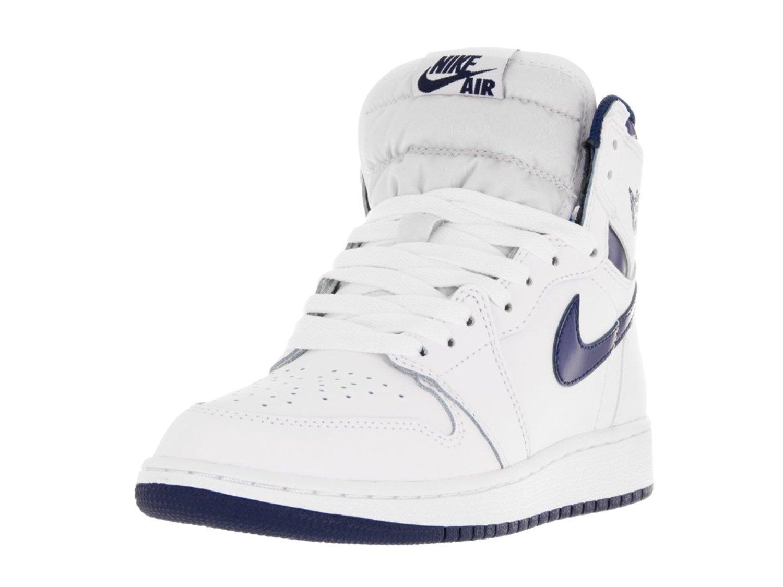 best service dc0cd ebdb3 Get Quotations · Nike Jordan Kids Air Jordan 1 Retro High Og BG Basketball  Shoe