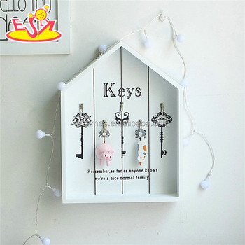 Wholesale Houseware White House Shape Wooden Key Holder For Wall With Best Price W08c261 Buy Key Holder For Wall Wooden Key Holder Wall Key Holder Product On Alibaba Com