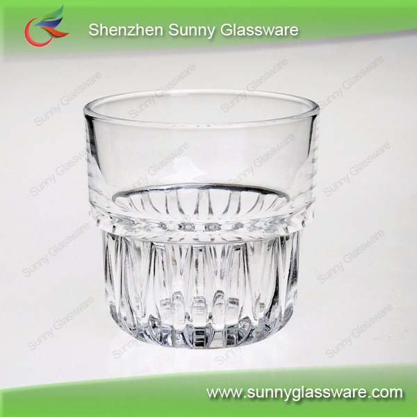 unique shaped novelty shot glass 240ml